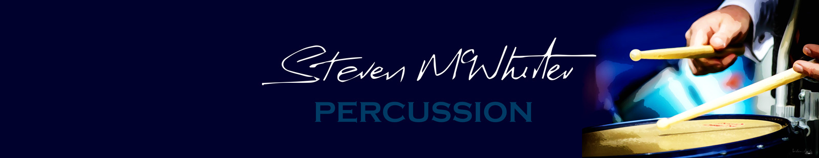 Steven McWhirter Percussion